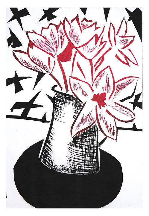 Tulips by Joan Wilkes