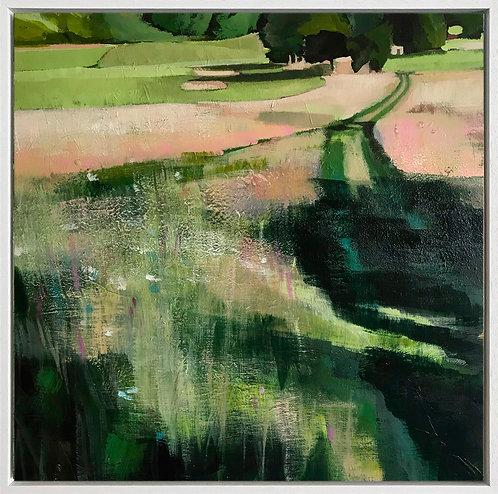September Grass Tracks by Andrew Milne