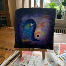 Painting Tai Ji