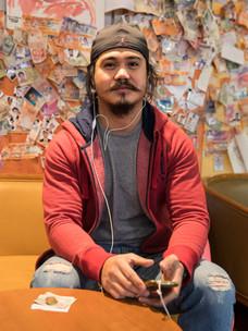 Aldwin Sabate a 26 ans. Originaire des Philippines, il a signé un contrat de 9 mois à bord du BUX COAST.