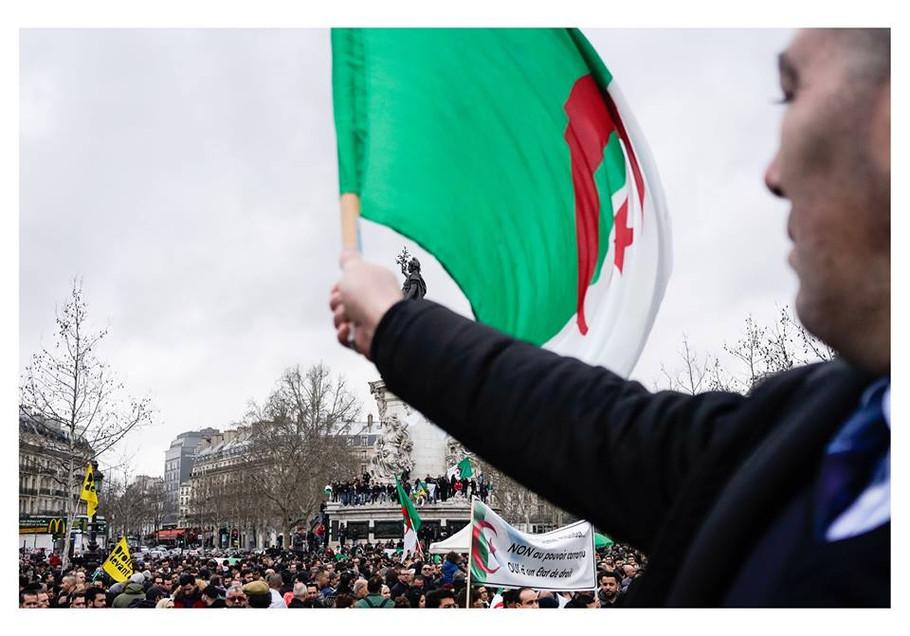 Mars 2019, la révolte du peuple algérien