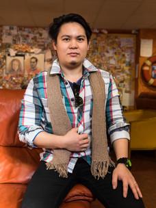 John Kenneth Sudario est originaire de Manille, aux Philippines. A bord du porte-conteneurs NYK VENUS, sous pavillon panaméen, il navigue en direction de Singapour.