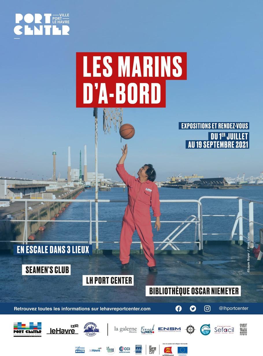 Les marins d'A-Bord au Havre !