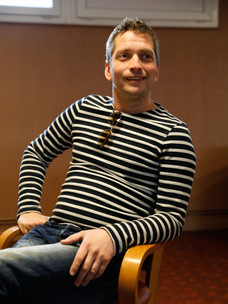 Christian Björklund, capitaine suédois du FURE FLADEN.