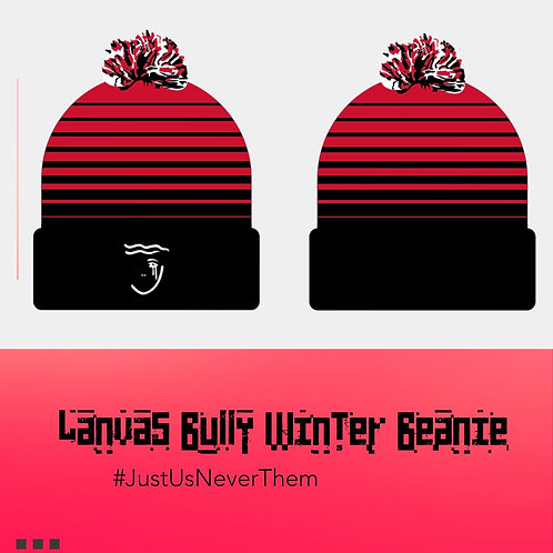 Canvas Bully Winter Beanie
