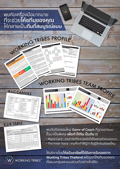Working Tribes Tools for Team Management