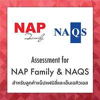 Assessment for NAP Family Customer