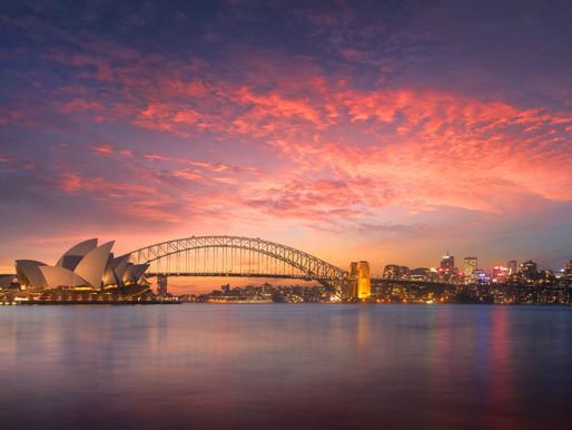 ข้อมูลท่องเที่ยวประเทศออสเตรเลีย