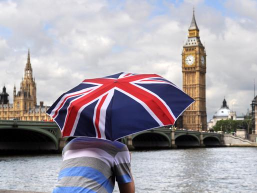ข้อมูลท่องเที่ยวประเทศอังกฤษ