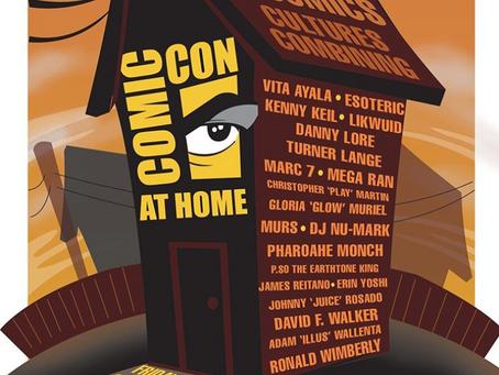 Hip Hop & Comics
