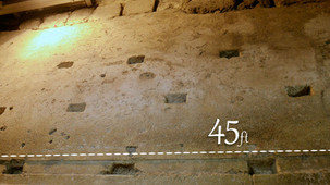 Western Wall Tunnels - The Largest Stone