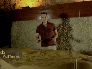 Western Wall Tunnels - Opening Model