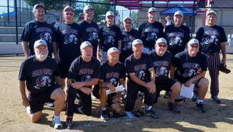 2015 Rocky Mountain Championships 70 Gold Division Champions - Scrap Iron 70 Reds