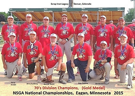 2015 SI Legacy NSGA National Champs