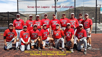 2016 SI Legacy Rock N' Reno Challenge 1st Place