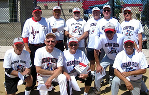 2015 Rocky Mountain Championships 70/75 Division Champs – Scrap Iron 70 Force