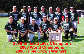 2006 US, World, and Triple Crown Champions