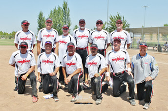 2014 Western Nationals 55 Major Champion, the Scrap Iron 55 Rocky Mountain Thunder
