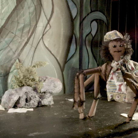 Witches Are In:  An Interview with Annie Zook of  The Denver Puppet Theater