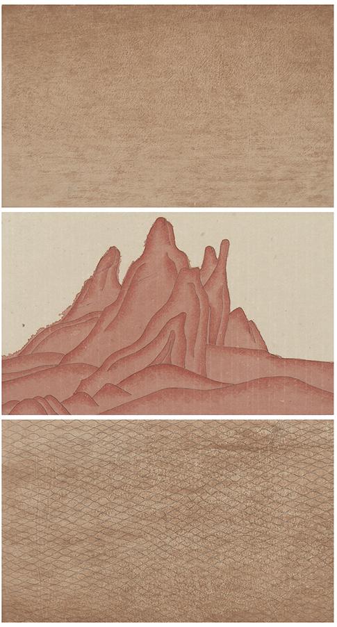 山重水复—西藏  Mountains and Rivers -Tibet