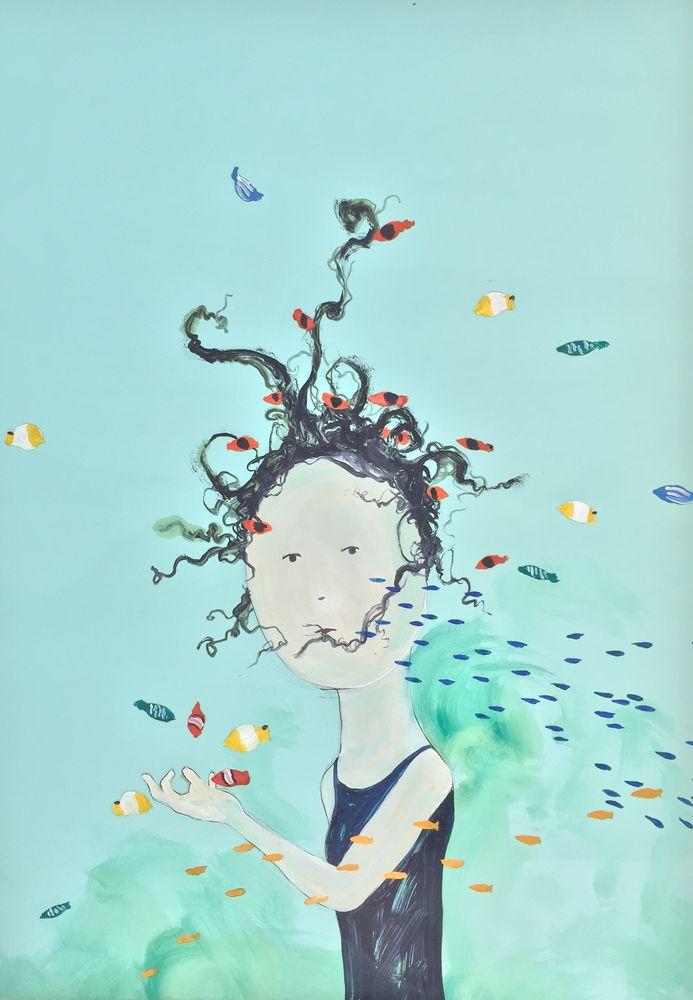 Tomohiro Shimizu, Untitled, 37 x 52