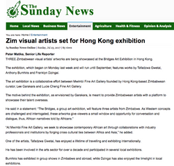 Bridges Exhibition - Sunday News