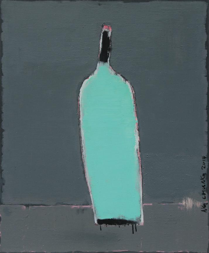 瓶子 ・2014-4