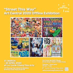 Art Central 2020 Offline Exhibition