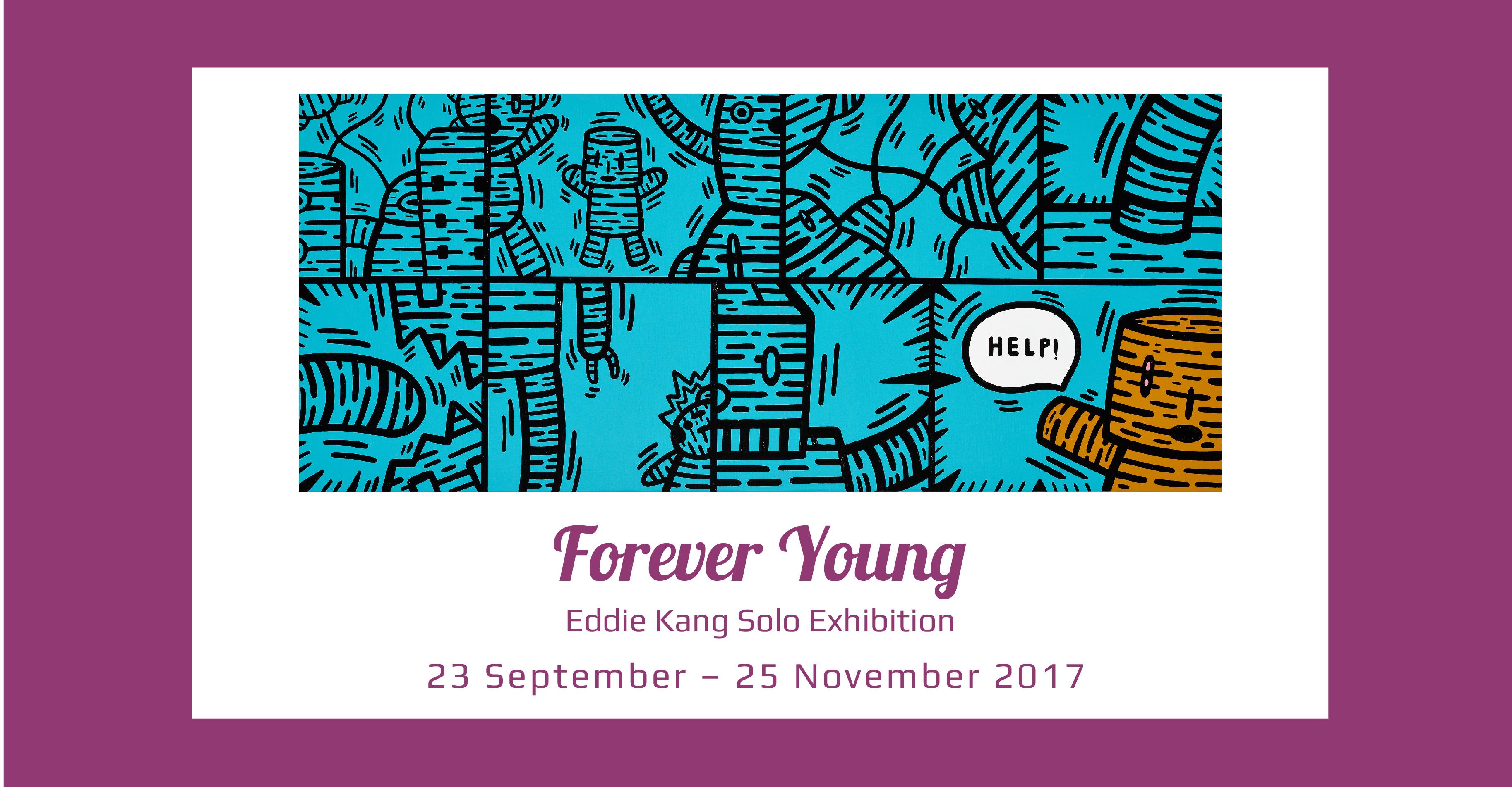 Eddie Kang Solo Exhibition