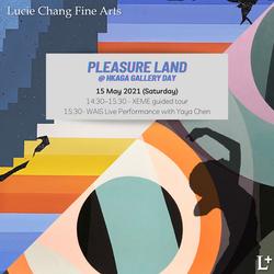 pleasure land gallery day