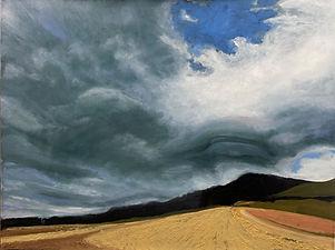 Nora Charney Rosenbaum_Cloud Over Thingv