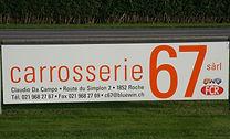 Carrosserie 67