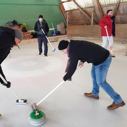 2018 - Curling