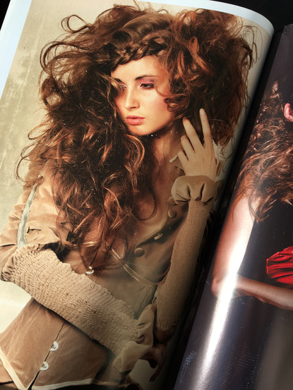 Toni Kalin - Hairdresser Magazine