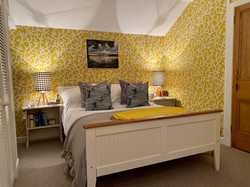 The Yellow Seaweed Bedroom
