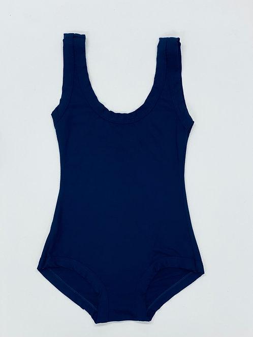Navy Bodysuit