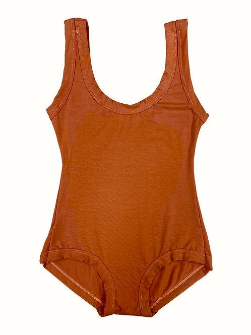 Copper Body Suit