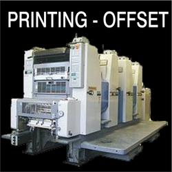 Printing - Offset