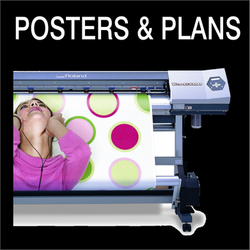 Posters & Plans