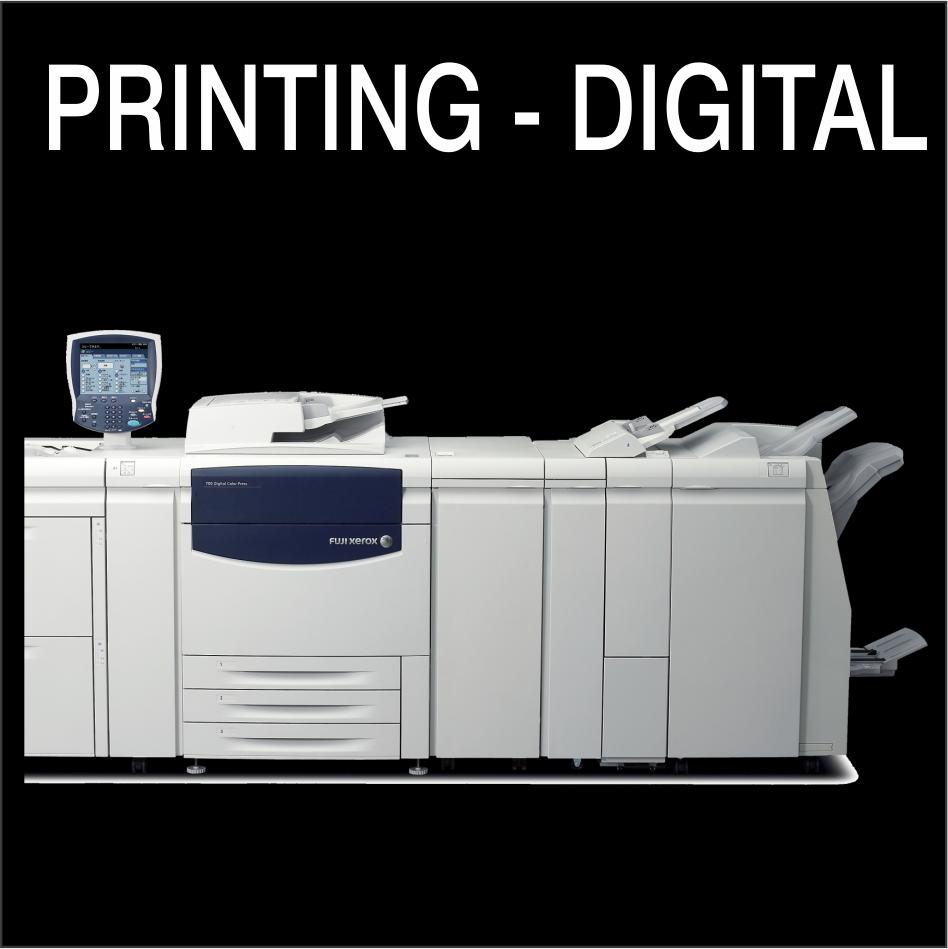 Printing - Digital