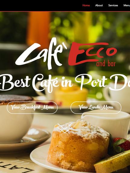 Cafe Ecco