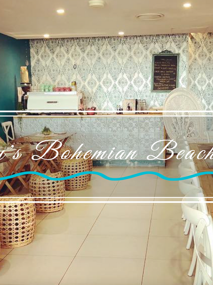 Betty's Bohemian Beach Cafe