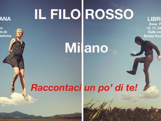 Il filo rosso a Milano