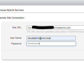 Understanding VMware HCX deployment for VMware cloud on AWS Part -3 (Site Pair and Service mesh)