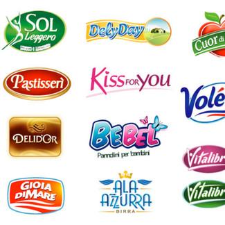 SELEX E MULINO BIANCO. Brand naming