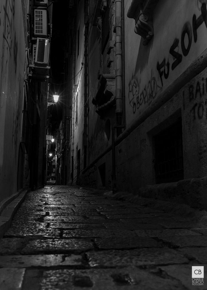 Vicoli di Palermo