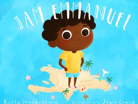 """I am Emmanuel"" is finally here!"