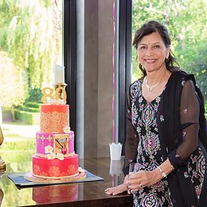 Happy 80th Birthday Shiela
