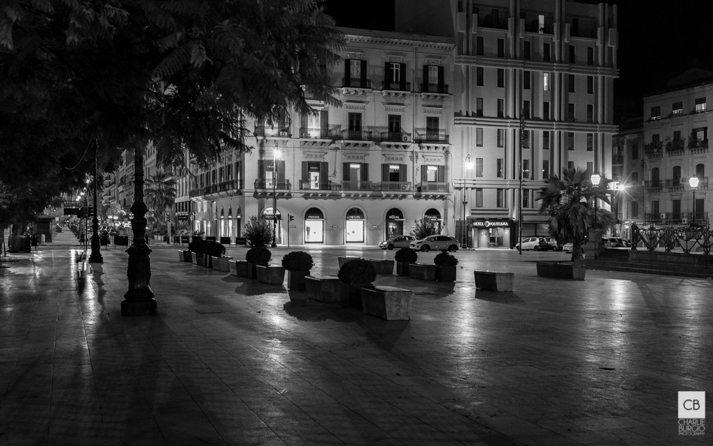 Piazza Ruggero Settimo