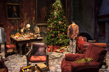 The making of Harry Potter at Waner Bros Studios in London